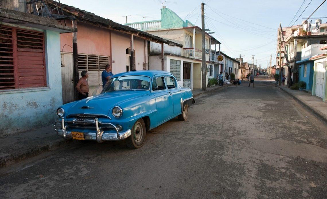 Baracoa voiture Cuba