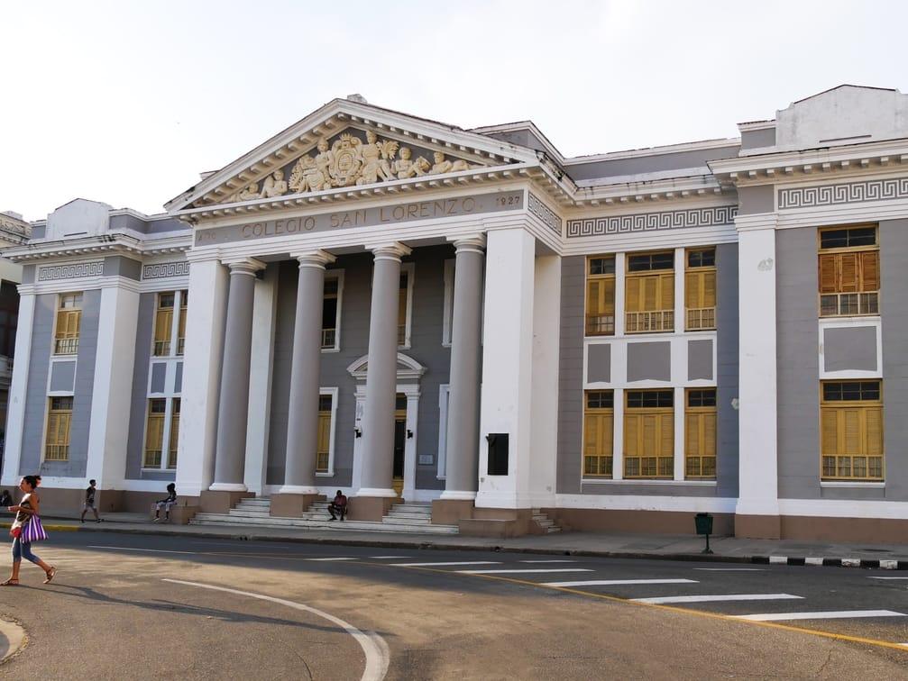 Cienfuegos Colegio San Lorenzo