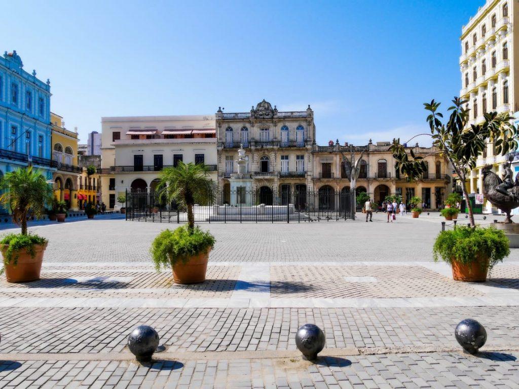 Plaza Vieja - La Havana Vieja