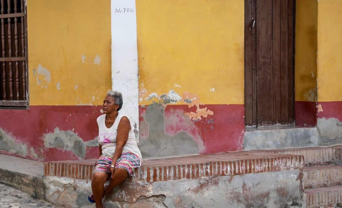 Trinidad - cubaine